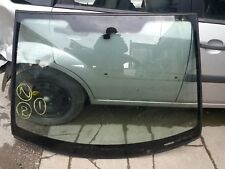 Ford fiesta mk6 front windscreen green tint 2002-2008