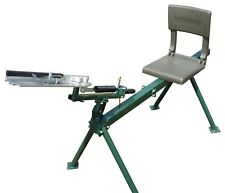 GDK, SEATED SINGLE ARM FULL COCK, CLAY PIGEON TRAP, THROWER, ST200