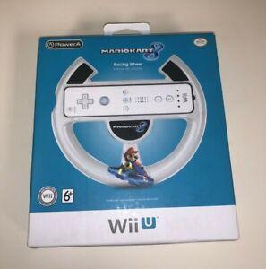 Wii U Mario Kart 8 Edition Racing Wheel NEW SEALED