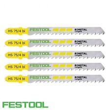 Festool Jigsaw Lame HS 75/4 BI/5 - 486553