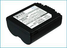 BATTERIA agli ioni di litio per Panasonic Lumix DMC-FZ50EB-S NUOVO Premium Qualità