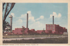 Courtaulds (Canada) Limited, CORNWALL, Ontario, Canada, 1910-1920s