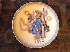 1972 MJ Humme / Goebel collector plate