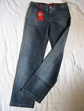 Miss Sixty Jeans Denim Marlene W26/L34 loose fit low waist extra wide leg