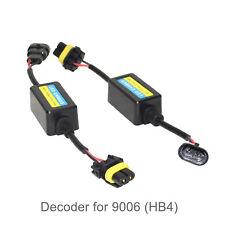 Anti Flicker Resistor Decoders for LED Headlight Fog Lamp Bulb 9006 (HB4)