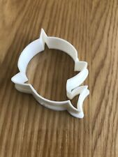 Baby Shark  Outline Cookie Cutter For Biscuits, Fondants Party Cake Toppers.