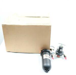Devilbiss HFRL-508 Filter-regulator 50cfm