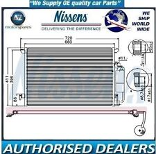 FOR SAAB 9-3 2002>ON 1.8i 2.0i  2.2TID NEW AIR CON CONDENSOR 12793295