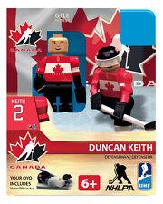 Duncan Keith Team Canada 2014 Olympic Champions HOCKEY OYO Figure RARE