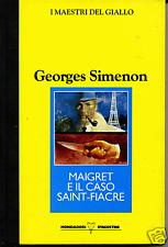 MAIGRET E IL CASO SAINT-FIACRE * Simenon Georges