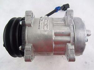 For GMC P3500 1993-1994 Chevrolet P30 V8 94-96 A/C Compressor Sanden NEW