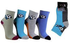 4, 8 oder 16 Paar Kinder Socken   Kurzsocken  mit Motiv  Baumwollmischung   1D4