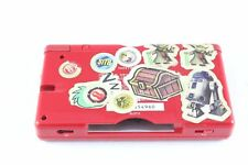 Façades, coques et autocollants pour jeu vidéo et console Nintendo DS