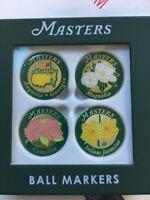 4-Augusta MASTERS COMMEMORATIVE BALL MARKER