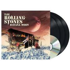 ROLLING STONES ~ Havana Moon ~ 3 x vinyl LP + DVD ~ * nouvelle et scellée *