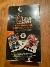 1991-92 PRO SET Series 2 Hockey NHL Box Sealed (36 Packs)