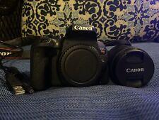 Canon EOS Rebel T7i EF-S 18-55mm IS STM Lens Kit