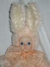 Just Peachy Bit O' Bunny Series Marie Osmond Doll