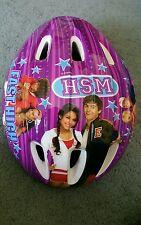 ** High School Musical ** KIDS DISNEY BIKE HELMETS CYCLE SAFETY
