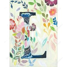 Round 5D Diy Diamond Mosaic Embroidery L In The Flower Craft Art Home Decor