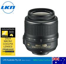 Nikon AF-P DX NIKKOR 18-55mm f3.5-5.6G VR Zoom - 2 Year Nikon Australia Warranty