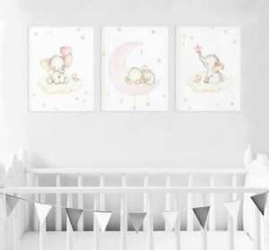 sometimes the smallest baby print red Baby Room Decor elephant nursery nursery wall art gray and aqua teal Nursery Art nursery tree