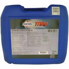 Fuchs Titan GT1 Pro C-3 5W-30 – 20 Liter