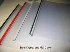 Unibind Steel Matt Binding Covers