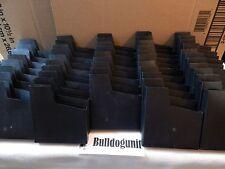 Lot of 50 Black Original Nintendo NES Dust Game Sleeves