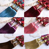 1 Pair Large Curtain Holdbacks Luxury Tie Backs Tassel Curtain Rope Tiebacks