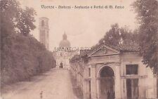 VICENZA - Dintorni - Santuario e Portici di M.Berico 1922