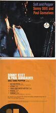 Sonny StittAndPaul GonsalvesSalt And Pepper - Card SleeveCDIMPULSE