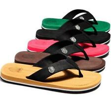 2018 Men Summer Beach Pool Flip Flops Beach Slippers Casual Sandals Shoes Size