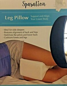 Spasation Leg Pillow Support and Align Your Lower Body