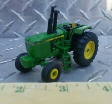 1/64 ERTL custom John deere 4450 open station wide front tractor farm toy