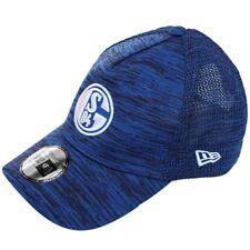 FC Schalke 04 Cap Snap Logo Blue