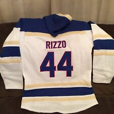 Anthony Rizzo Chicago Cubs Hoodies NEW Size XXLG.