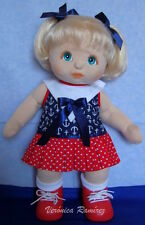 Female Sailor Dress My Child Doll