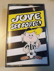 cimelio Juventus JUVE SEI FORTE  musicassetta audiocassetta MC anni 90 Vintage