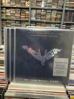 The Dark Knight Rises Batman LP Hans Zimmer Clear Blue & Red Marbled Vinyl 2020