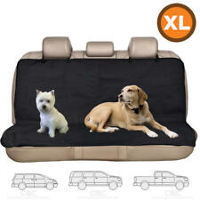 Dog Cat Bench Protector Seat Cover Oxford Waterproof Pet Hammock XL for Vans SUV