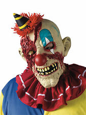 HALLOWEEN ADULT FEARSOME FACES CLOWN  MASK PROP
