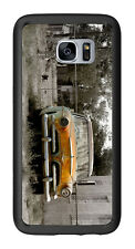 Old Rusty Car For Samsung Galaxy S7 Edge G935 Case Cover by Atomic Market