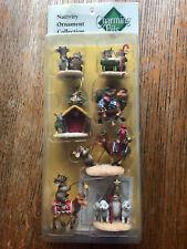 Charming Tails Nativity Set Miniature