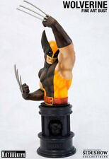 Marvel Comics Kotobukiya X-Men Wolverine 9 inchfine art figure buste, Scellé