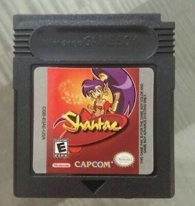 Nintendo Game Boy Color Shantae
