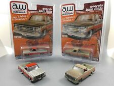 2021 Auto World Georgia Barn Finds Clean/Rusted 1979 Chevrolet Silverado C10 Set