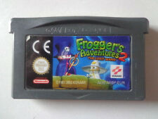 Gameboy Advance juego-Frogger 's Adventures 2 the Lost muro (módulo)