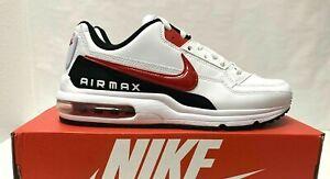 Nike Air Max LTD 3 BV1171 100 White University Red Black New Mens Multiple Sizes