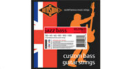ROTOSOUND RS776LD 6 STRING BASS GUITAR STRINGS MONEL FLATWOUND 30-130